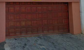 Double Garage Wooden Door And DigiDoor II Motor