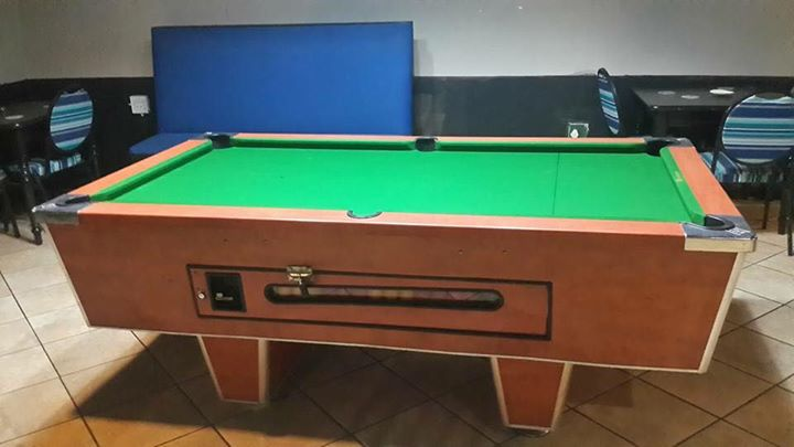 United pool table for sale