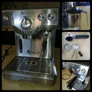 Espresso Machine, Breville