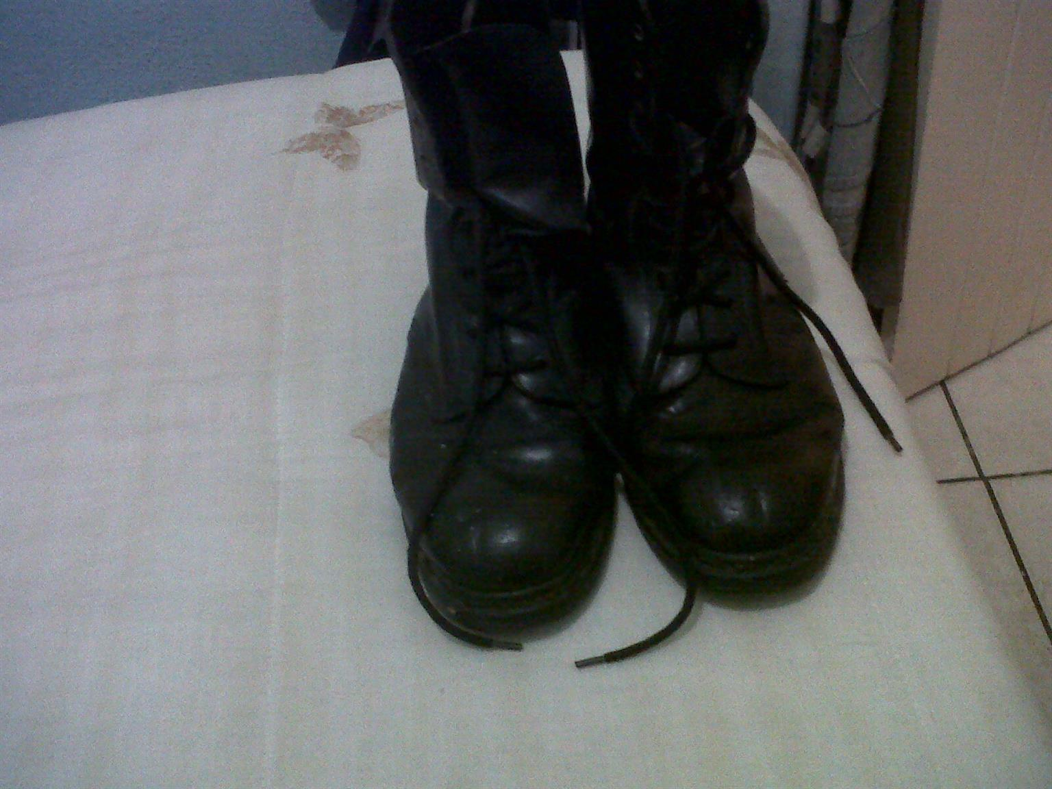 Doc Martin Boots size 9