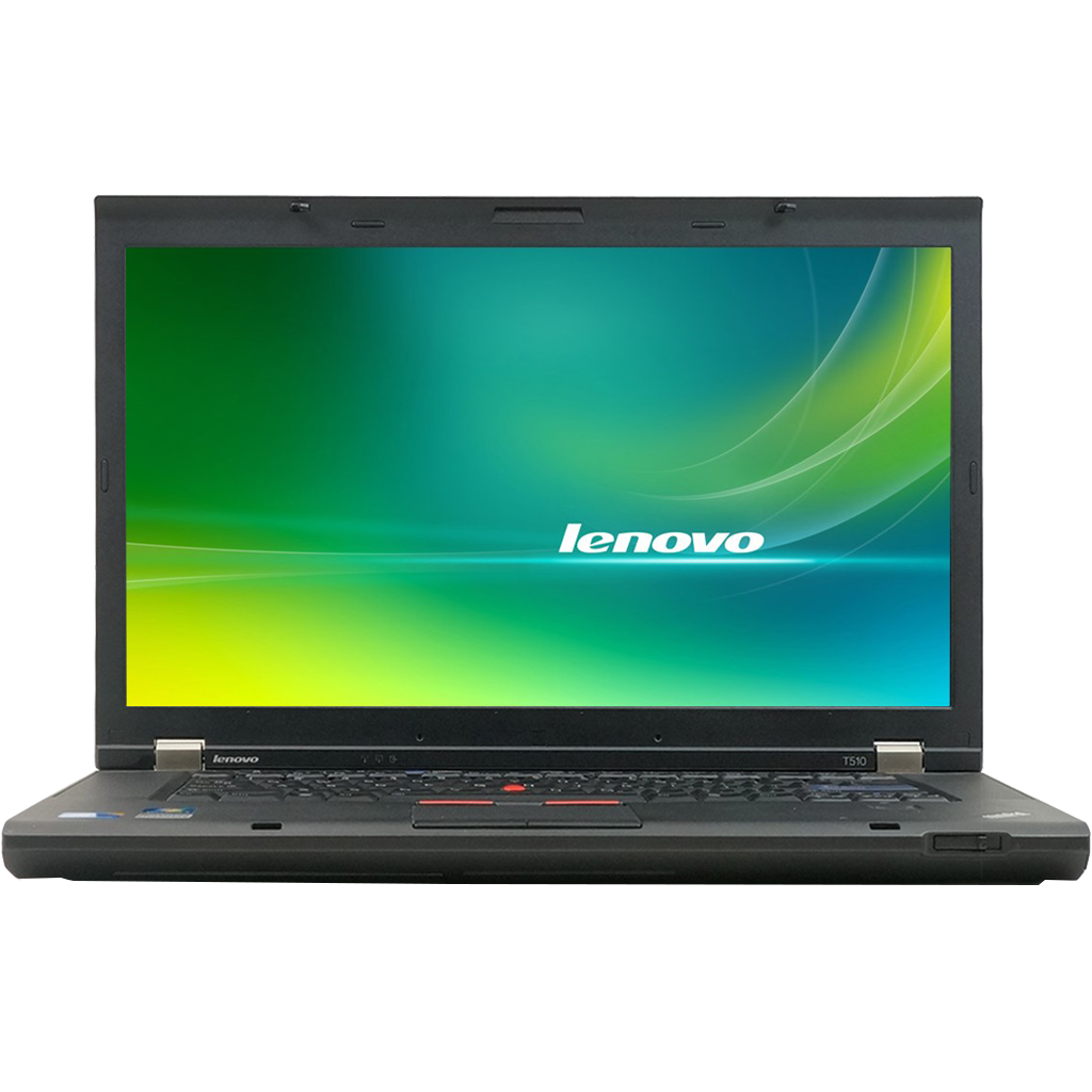 Lenovo ThinkPad T510 - Intel i5 Laptop