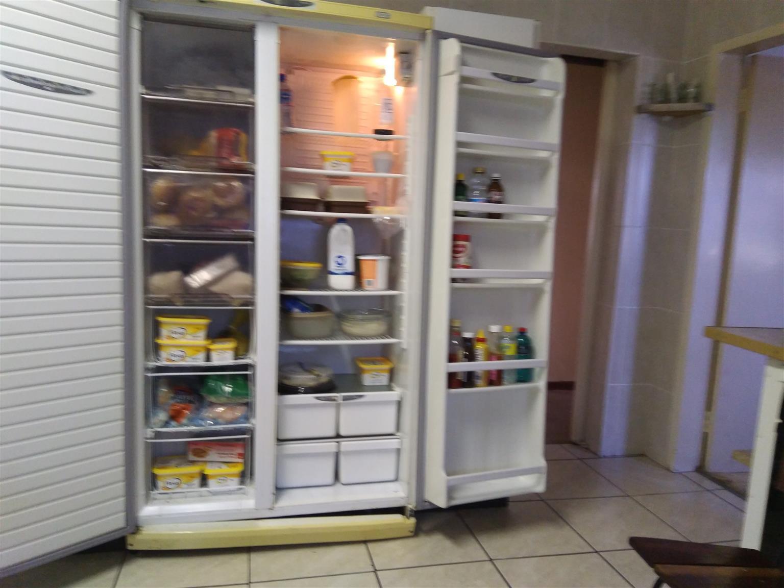 Fridge/freezer