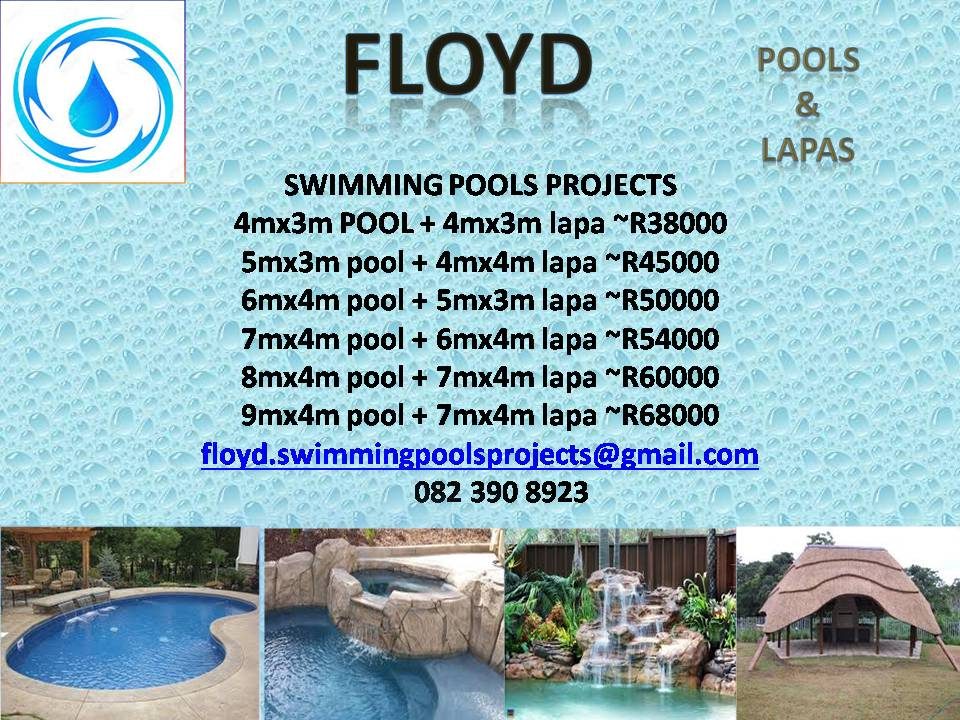 FLOYD SWIMMING POOLS PROJECT