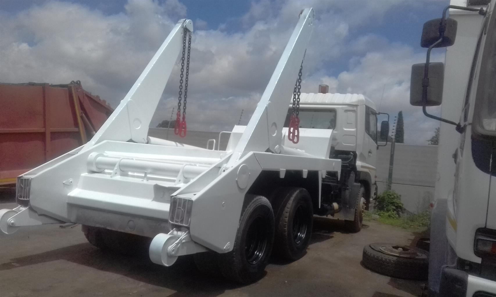 For Neat and reliable load body installations and Hydraulic Installation!