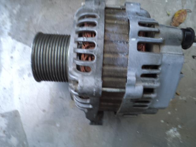 Iveco 24 volt alternator