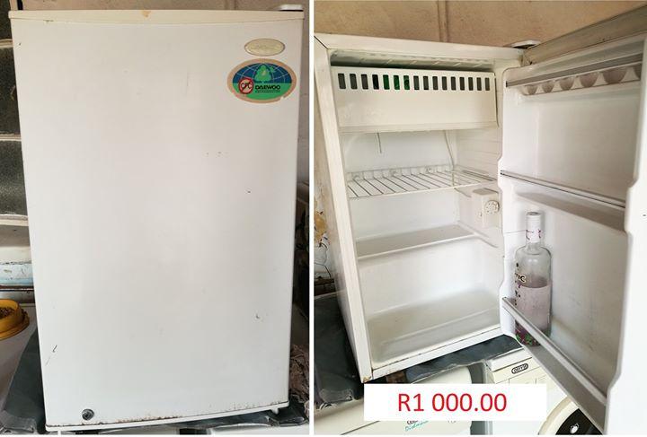 Daewoo FR091 91L bar fridge | Junk Mail