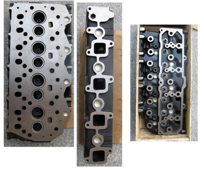 BRAND NEW MITSUBISHI S4S FORKLIFT CYLINDER HEADS