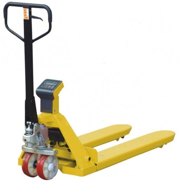 Scale Pallet jack new and rent