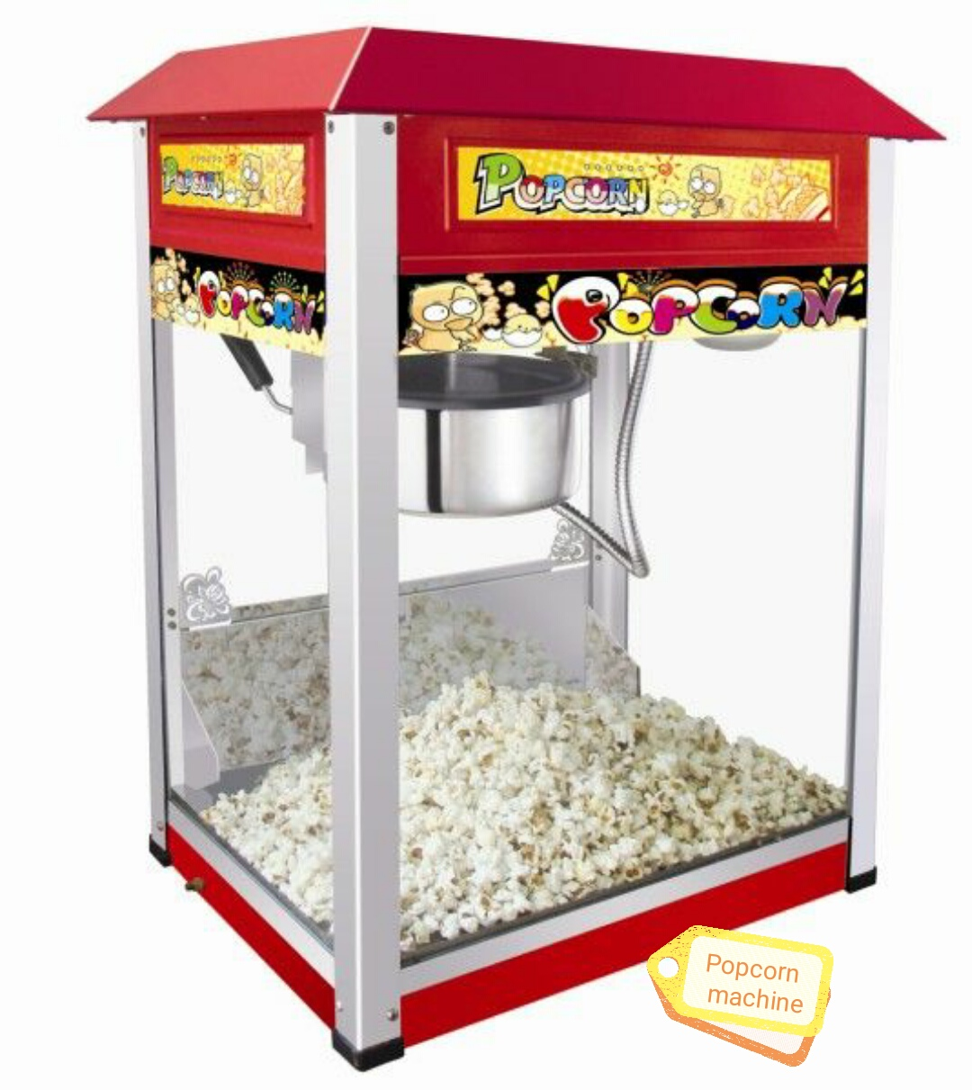 TECHNICIAN FOR POPCORN AND CANDY FLOSS MACHINE