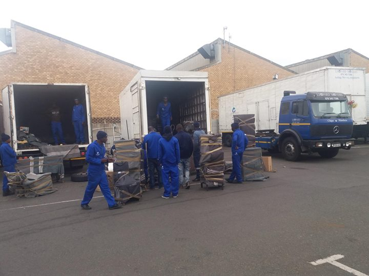 Cheap Furniture Removals From Cape Town To Johannesburg Via Durban 0218371800-0783437396