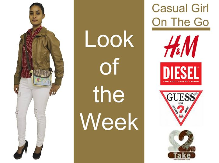 Get The Look For Much Less! Shop H & M, Diesel and Guess Clothes and Accessories at 2nd Take!