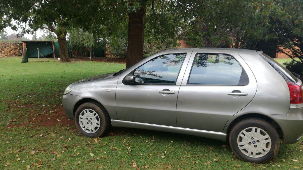 2006 Fiat Palio