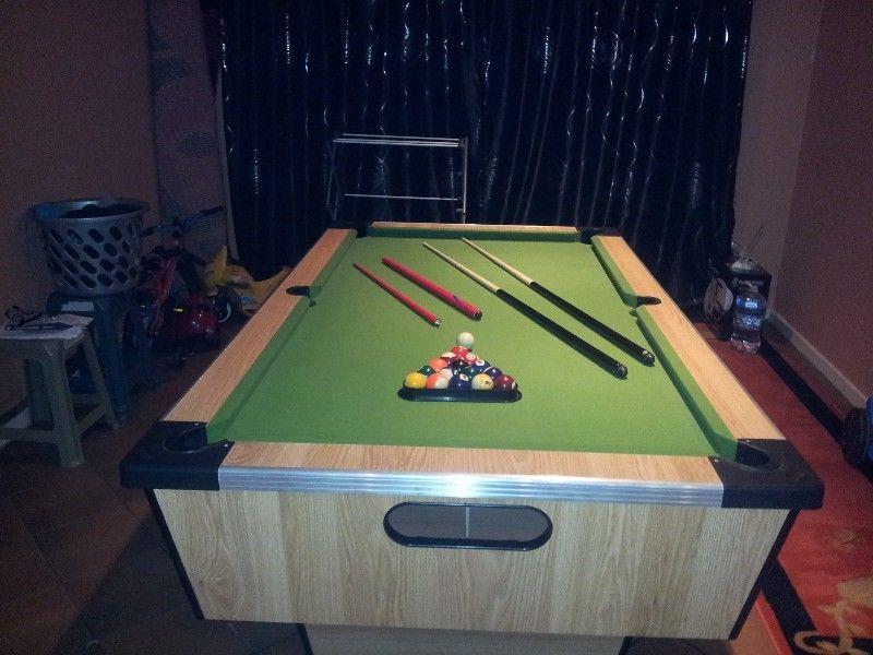 pool table repairs