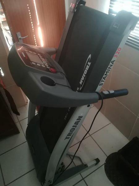 Trojan treadmill 320 Stamina