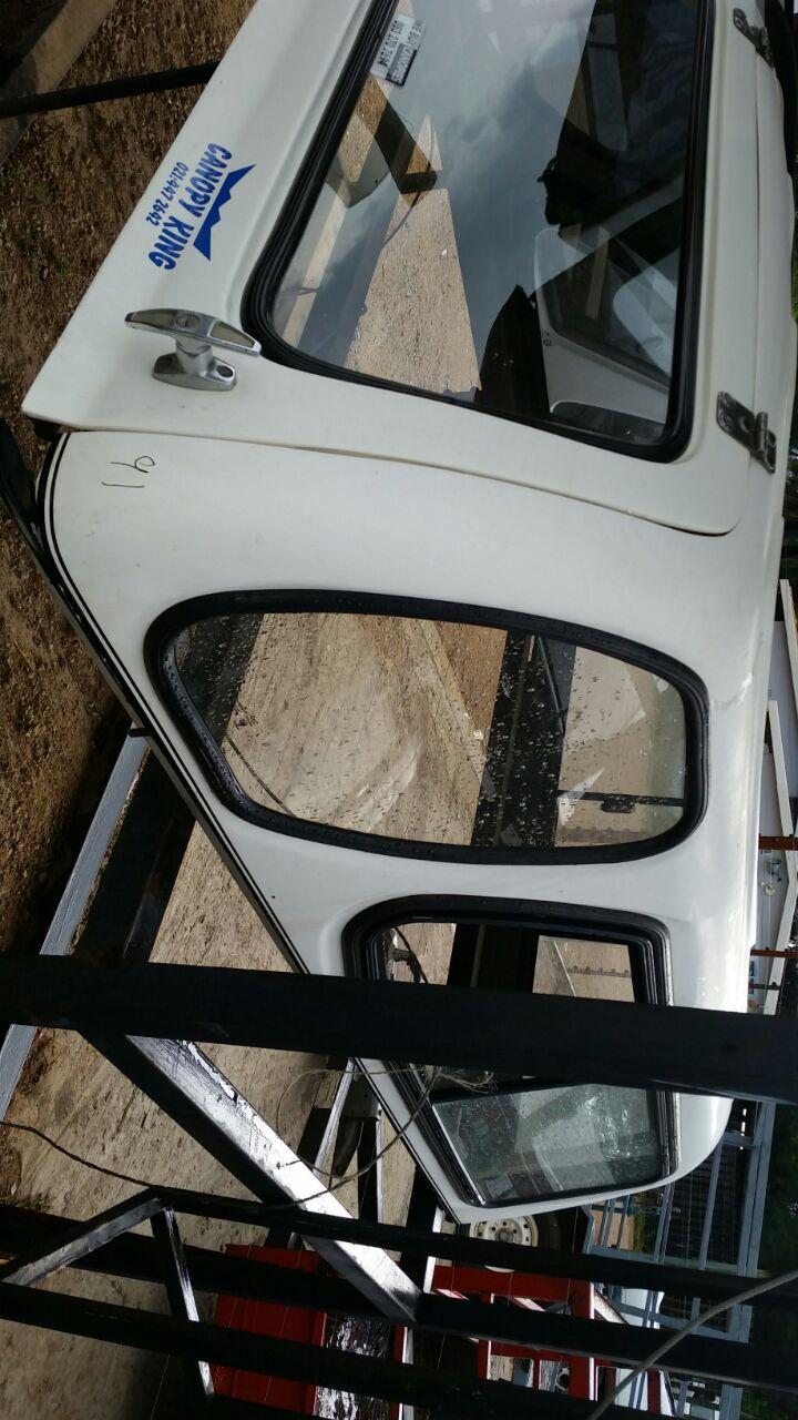 Supercab BT50 Canopy