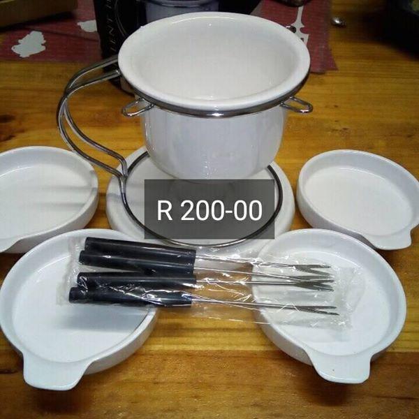 Fondue set for sale