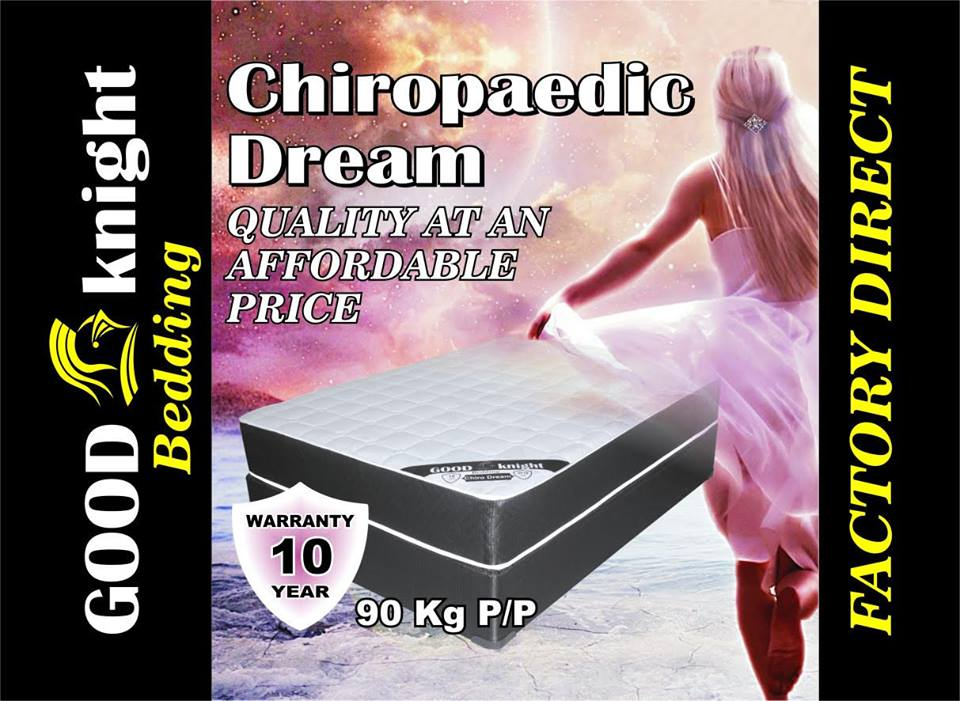 Chiropeadic Dream Double Base Beds for sale