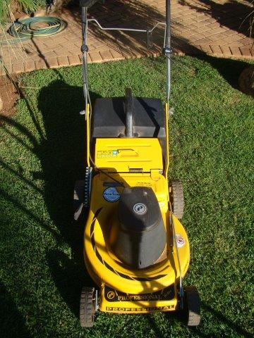 Professional electric mower 2.2kw