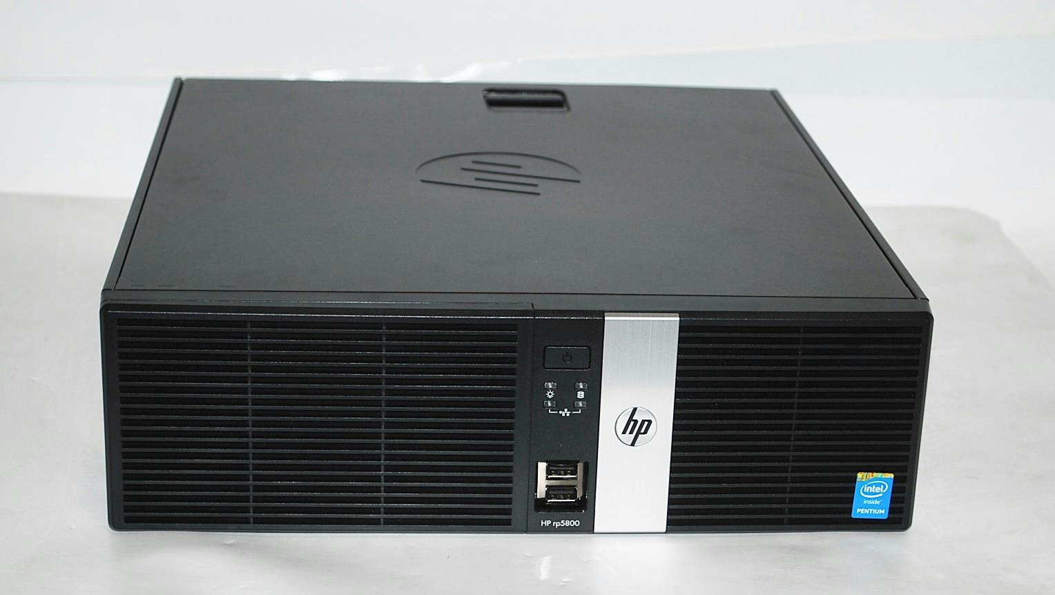 HP RP5800 case - Core i5 - 3.2 GHz - 4 GB - 500 GB-lan-3D sound