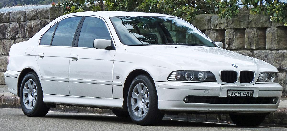 1999 BMW 5 Series