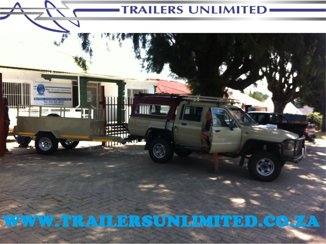 TRAILERS UNLIMITED. CUSTOM BUILD FOR THE BUSH.