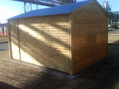 Wendy Houses and Loghomes for Business and Accomodation