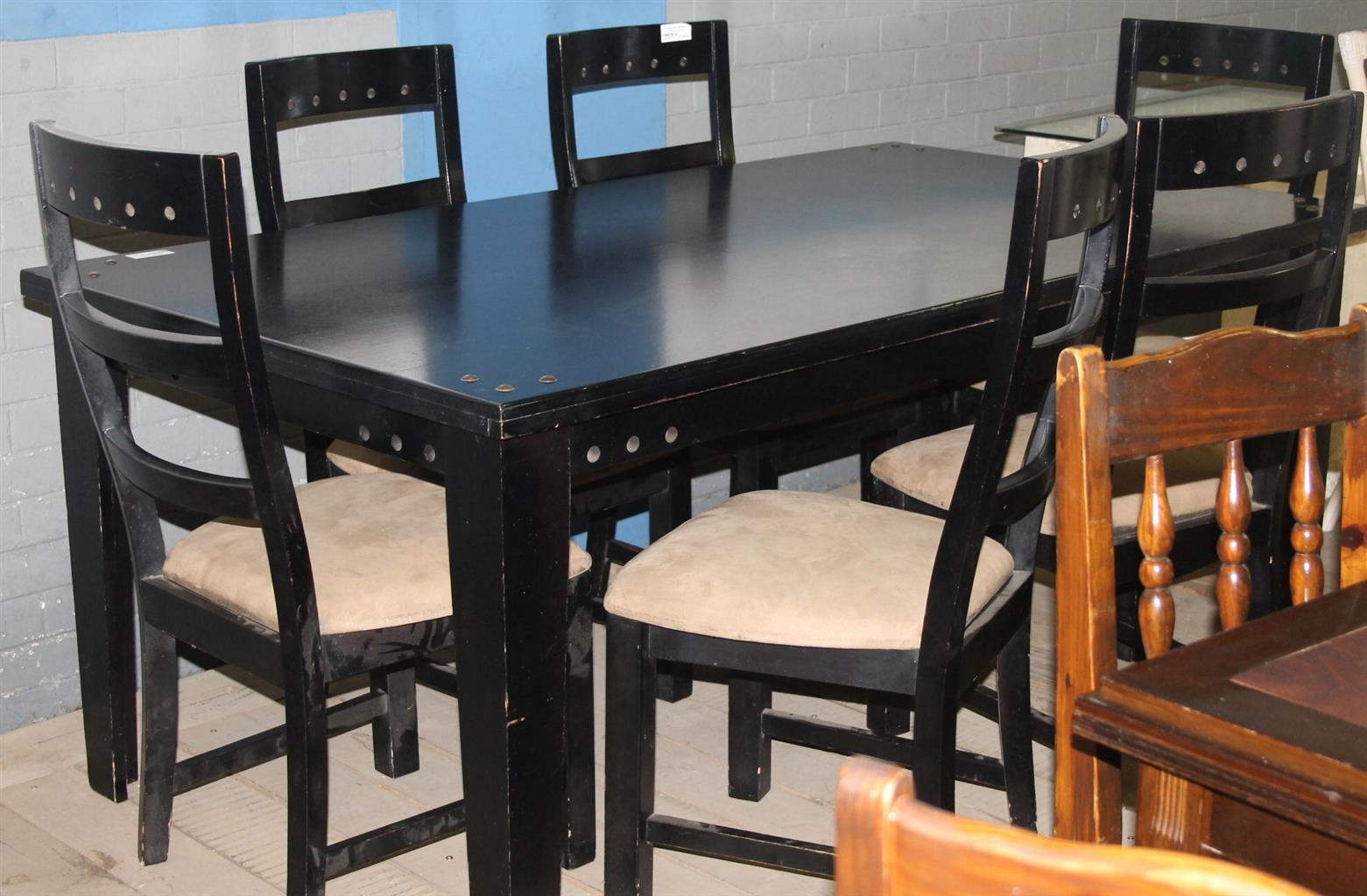 Dining room suite S028440a #Rosettenvillepawnshop