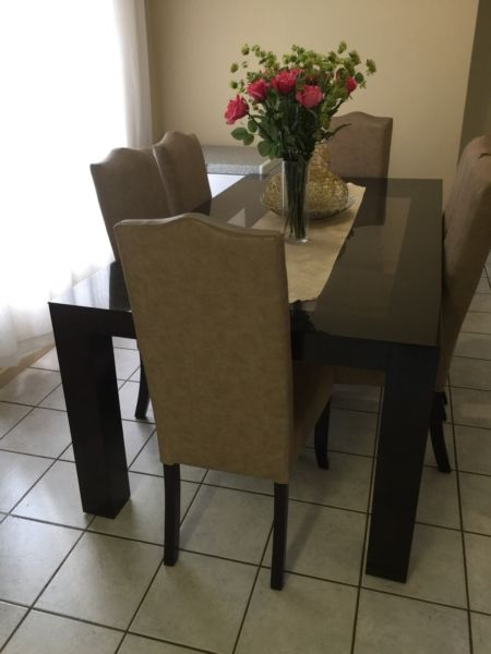 Furniture's (Dinning Table Full Setup) For Sale @ Reasonable Price.
