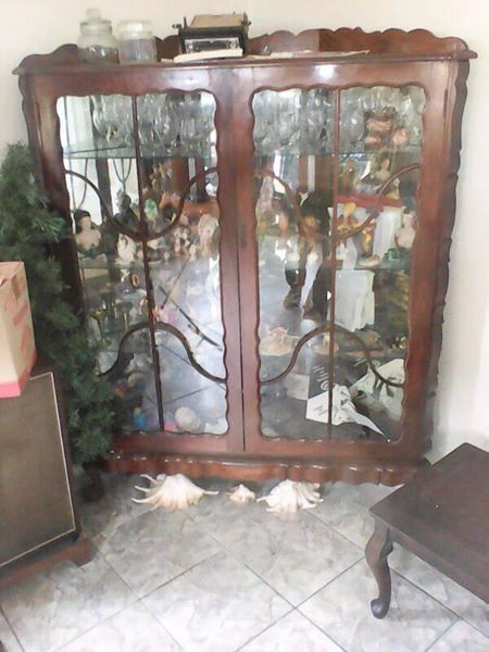 display cabinet for sale in antique furniture in south africa junk rh junkmail co za