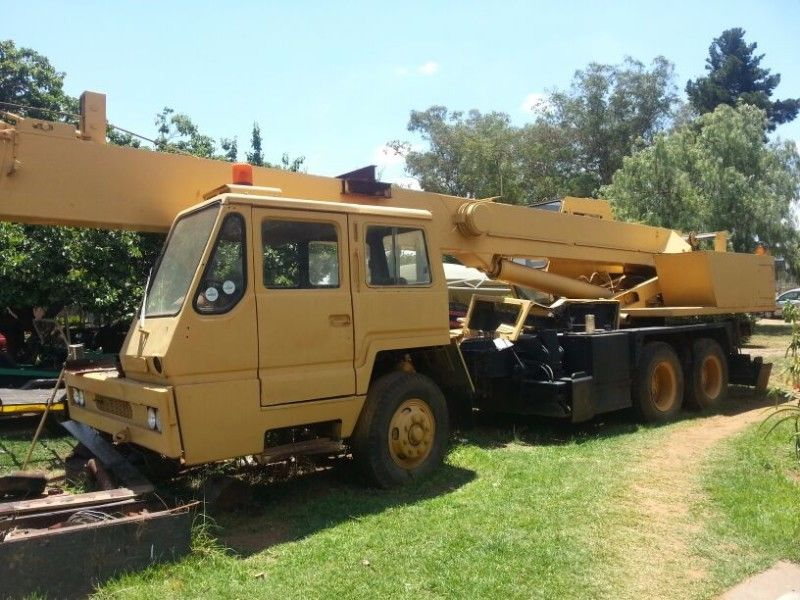 P&H 20 Ton Crane for sale