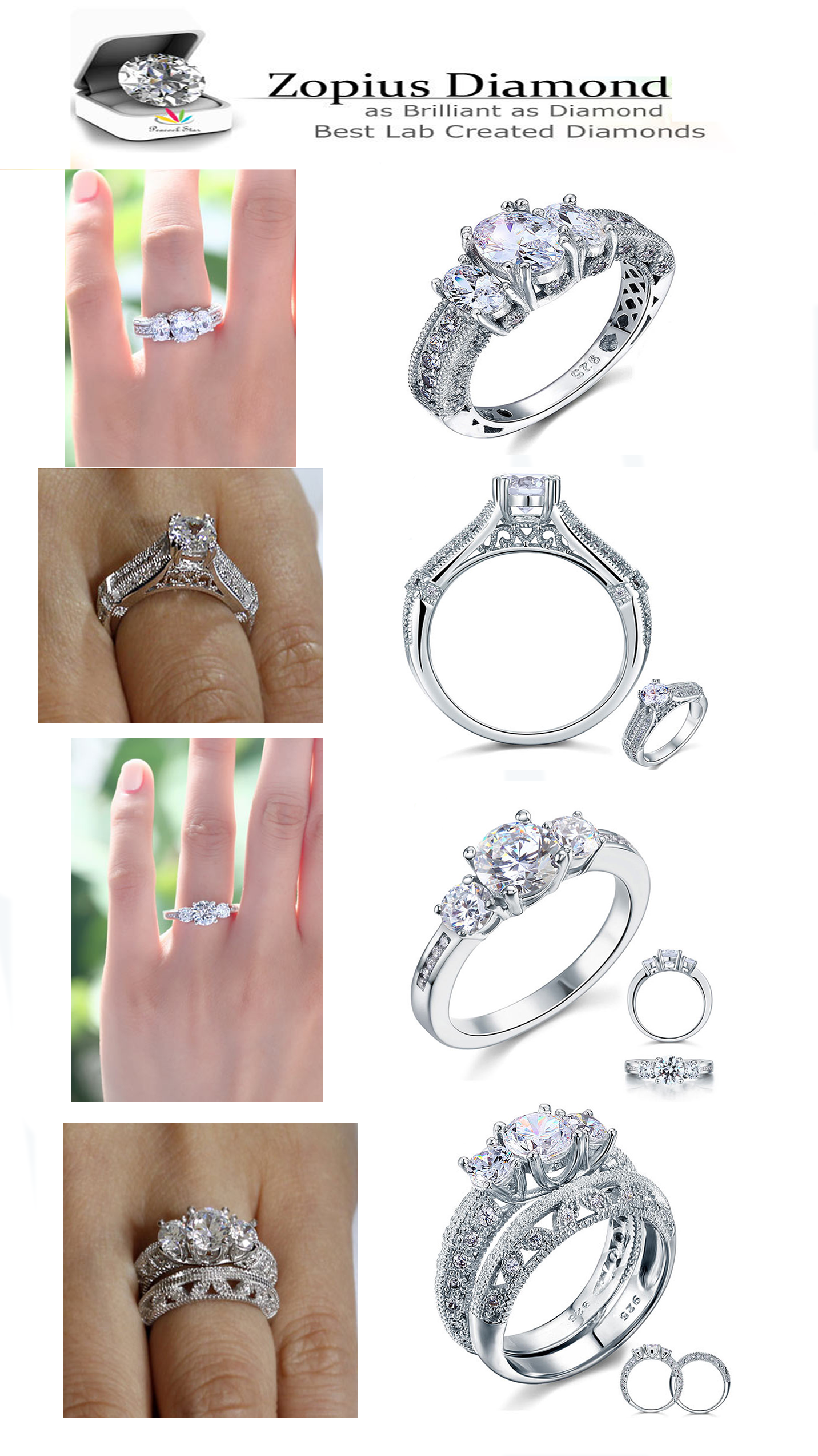 rings of for carat sale diamond wedding used photography