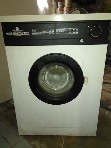 Hoover electron dryer
