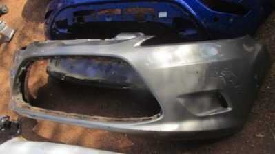 2009 Ford fiesta front bumper for sale