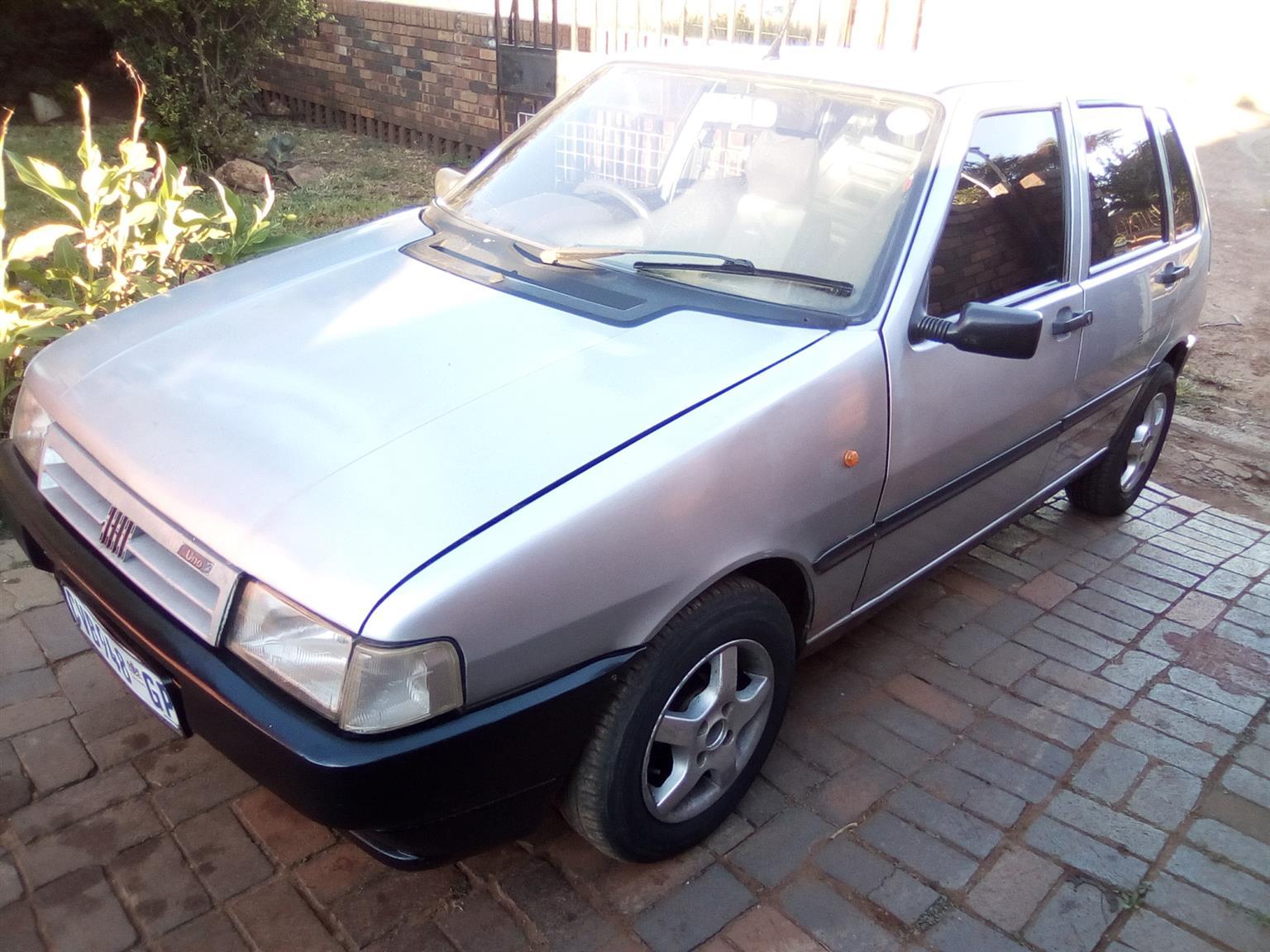 1992 Fiat Uno
