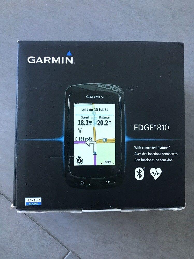 Garmin Edge 810 Bundle