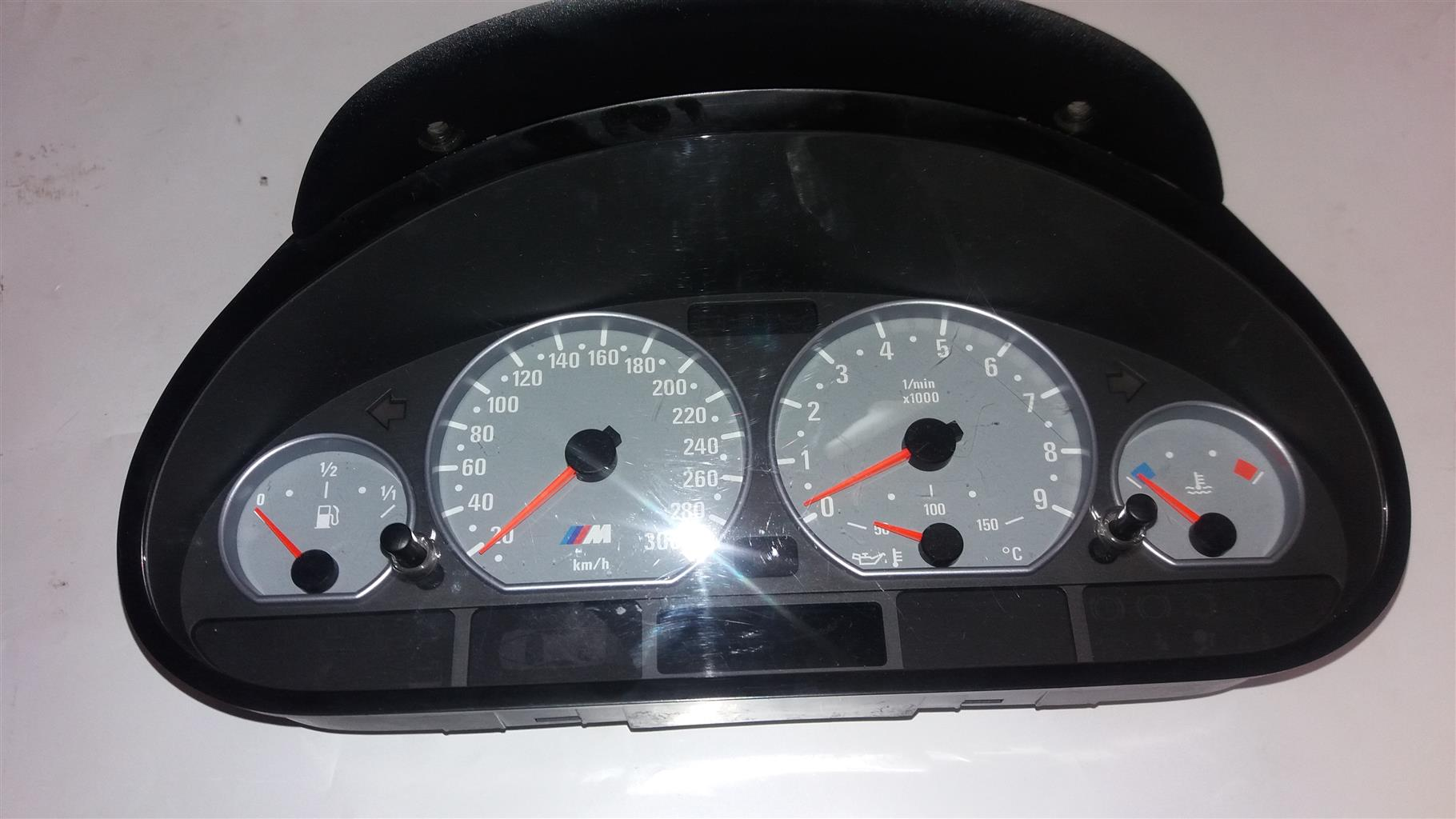 BMW Instrument Cluster | Junk Mail