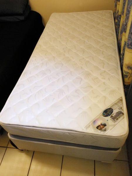 Quality Bedding, Enkelbed.