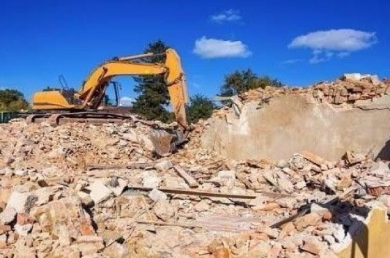 bryanston demotions & rubble removals