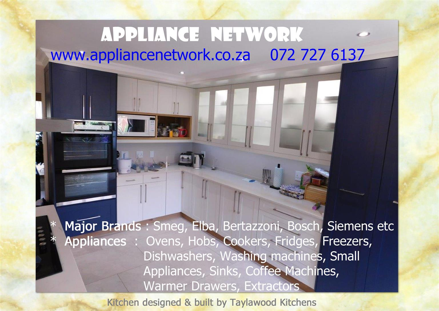 Appliance Network --- your no. 1 home appliance store