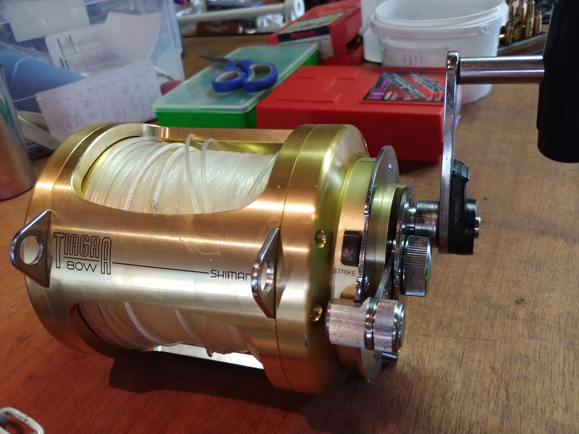 Deep sea fishing tackle for sale