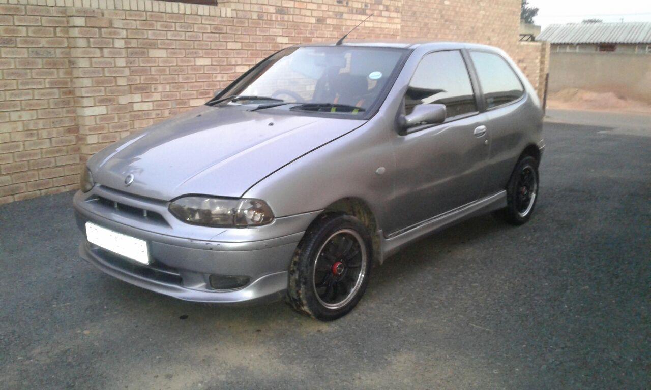 2005 Fiat Palio