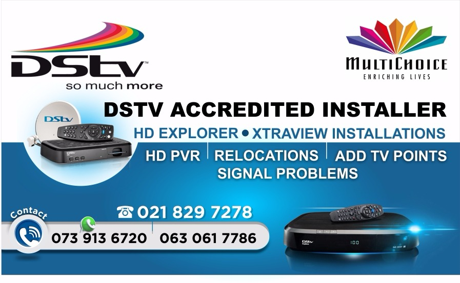 Wise-Tech Accredited Dstv Installations & Sales