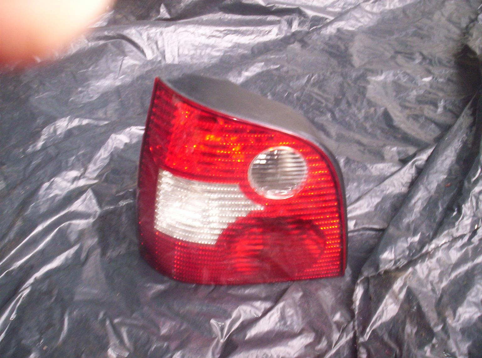 Polo left hand tail light