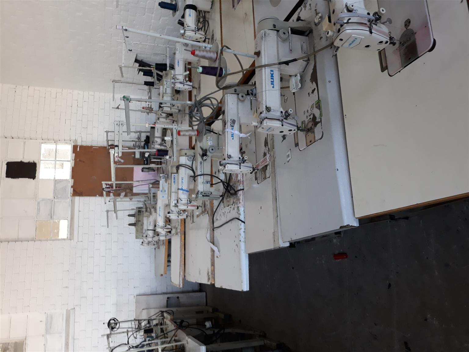 Various Sewing Machines