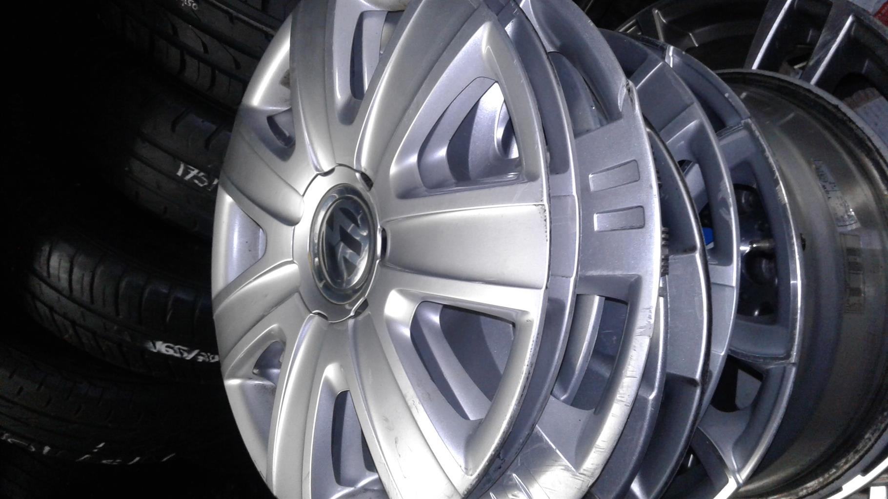 polo vivo wheel caps for sale in pretoria