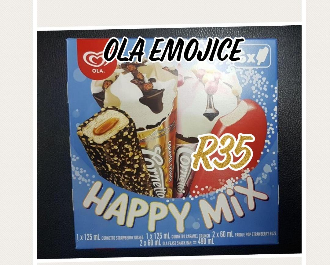 OLA Ice cream factory shop