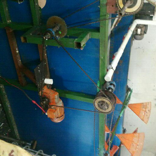 plastic Granulators & wash, dry plant
