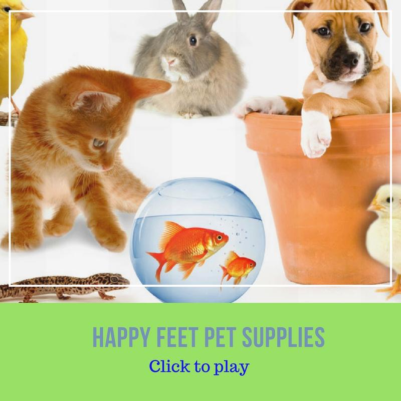 Happy Feet pet supplies