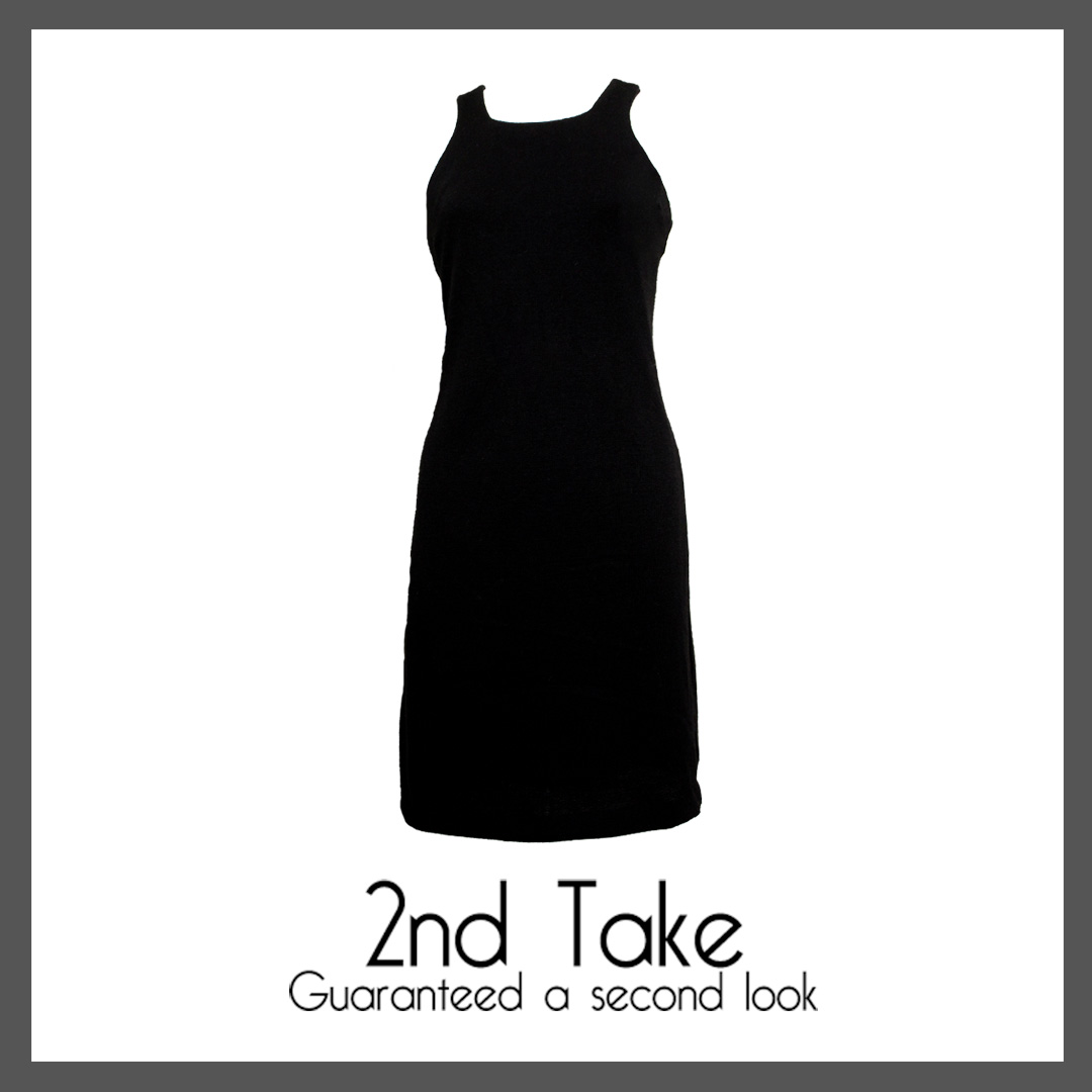 Find the perfect designer little black dress at 2nd Take for less! - Up to 70% off designer brands!