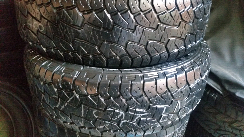 265/70R16 HANKOOK TYRES FOR SALE